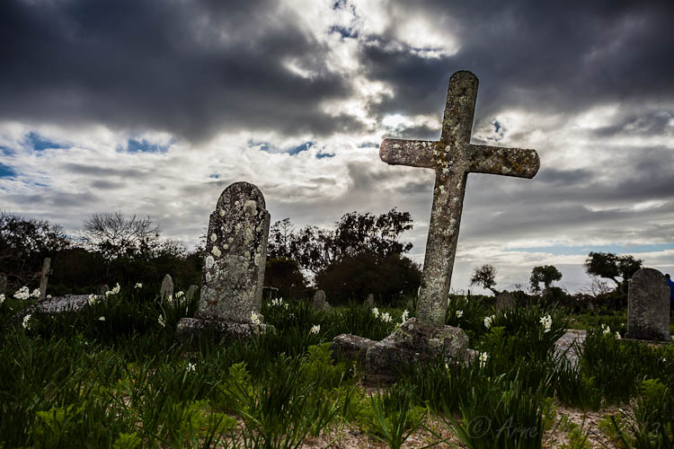 Robben Island Leper Graves | Photodestination | Arne Purves