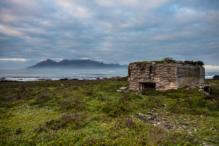 Robben Island Fortified Gun Placements| Photodestination | Arne Purves