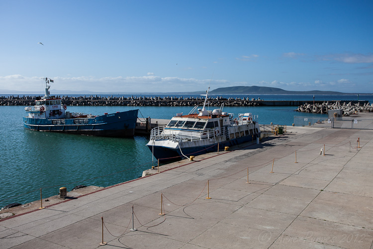 Harbour at Robben Island | Photodestination | Arne Purves