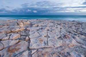 De Hoop rocky dawn by wildlife and conservation photographer Peter Chadwick